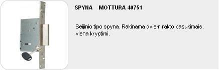 Spynos Montura