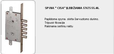 Spynos Cisa